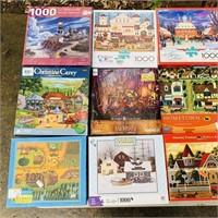18 Puzzles