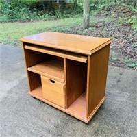 Oak Desk/ Computer Desk