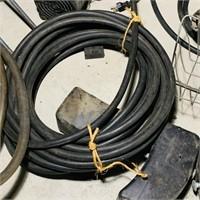 Garage lot, Propane heater/hose, Blower
