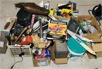 Big Garage lot, misc Things from around Garage