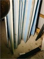 "3/4"" Dow Styrofoam Sheets, 28, mostly Full Sheets"