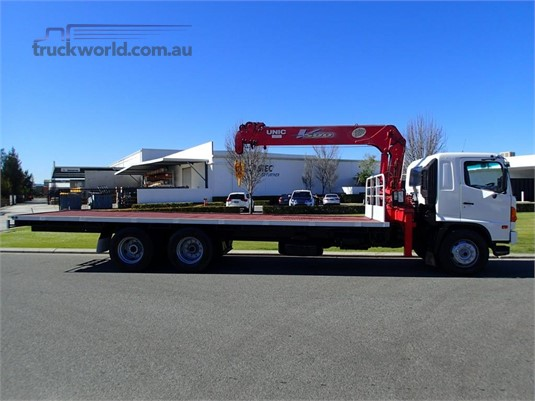 2004 Hino GH - Trucks for Sale
