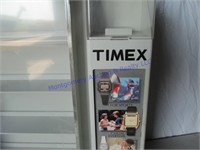 TIMEX DISPLAY CASE