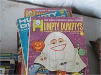 HUMPTY DUMPTY- 1960S- SOAP OPERA MAGAZINES-