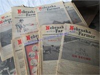 NEBR  FARMER, MOSTLY 1950'S