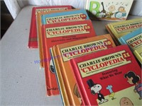 CHARLIE BROWN'S  CYCLOPEDIA'S