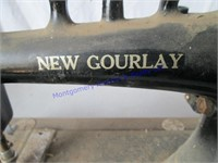 NEW GOURLAY SEWING MACHINE