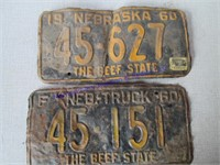 WEBSTER COUNTY LICENSE PLATES