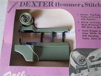TOY SEWING MACHINES