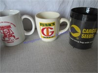 SEED DEALER COFFEE CUPS