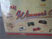 WINNER'S CIRCLE POSTER