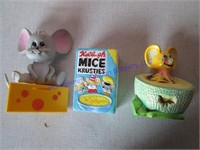 MOUSE BANKS
