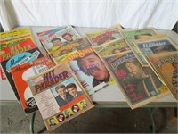 COUNTRY/POP ARTISTS MAGAZINES