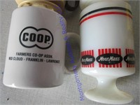 ADVERTISING CUPS