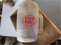 BANKS & BEER NUTS PITCHER