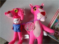 PINK PANTHER ITEMS