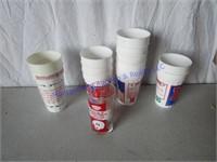 NEBRASKA HUSKERS CUPS