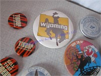 CELEBRATION BUTTON PINS