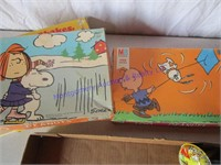 PEANUTS/CHARLEY BROWN ITEMS