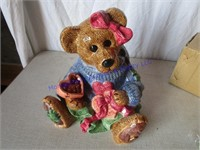 BOYDS BEARS COOKIEJAR