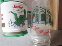 ADVERTISING GLASSES/CUPS