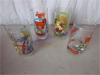 FLINTSTONES GLASSES