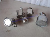 STAINLESS STEEL PIECES