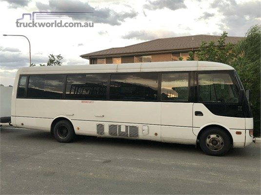 2003 Mitsubishi Rosa BE649 Deluxe - Buses for Sale
