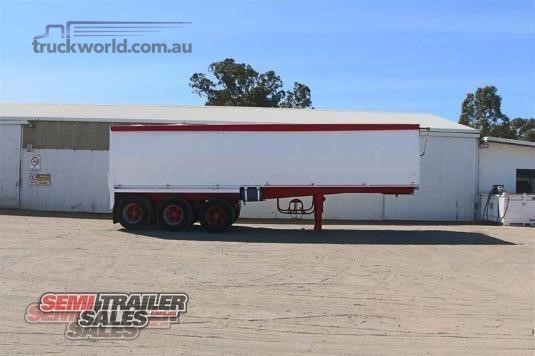 2008 Hold Bros Tipper Trailer - Trailers for Sale