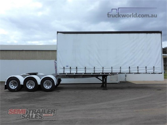 2007 Maxitrans Curtainsider Trailer - Trailers for Sale