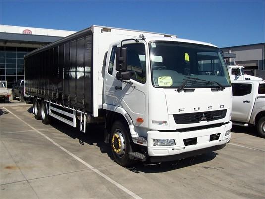 2012 Mitsubishi Fuso FIGHTER 2427 - Trucks for Sale