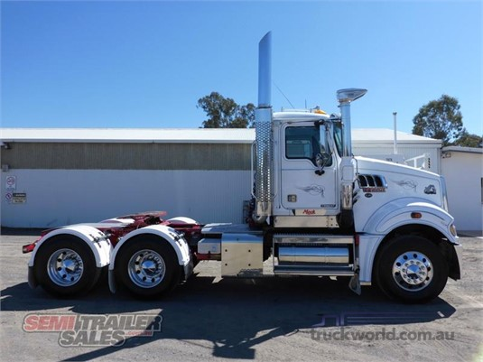 2015 Mack Trident - Trucks for Sale