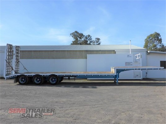 2007 Brimarco Drop Deck Trailer - Trailers for Sale