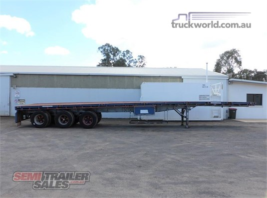 2013 Hoylake Flat Top Trailer - Trailers for Sale