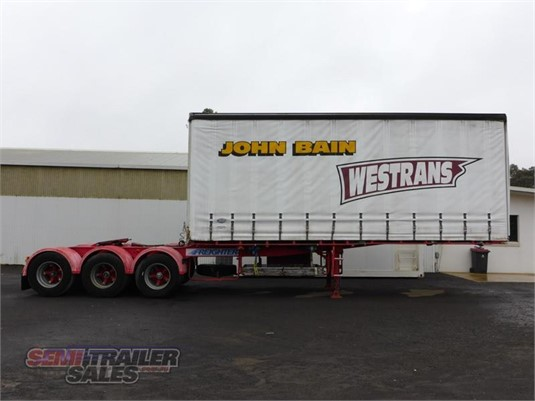 2000 Maxitrans Curtainsider Trailer - Trailers for Sale