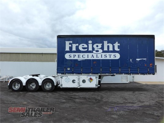 2008 Lusty Curtainsider Trailer - Trailers for Sale