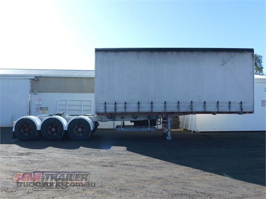 2005 Maxitrans Curtainsider Trailer - Trailers for Sale