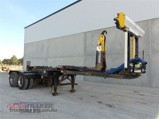 2008 Boomer Boomer Trailer - Trailers for Sale