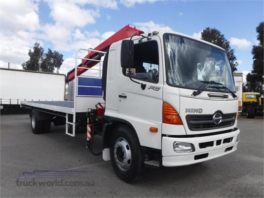 2006 Hino FG Raytone Trucks - Trucks for Sale