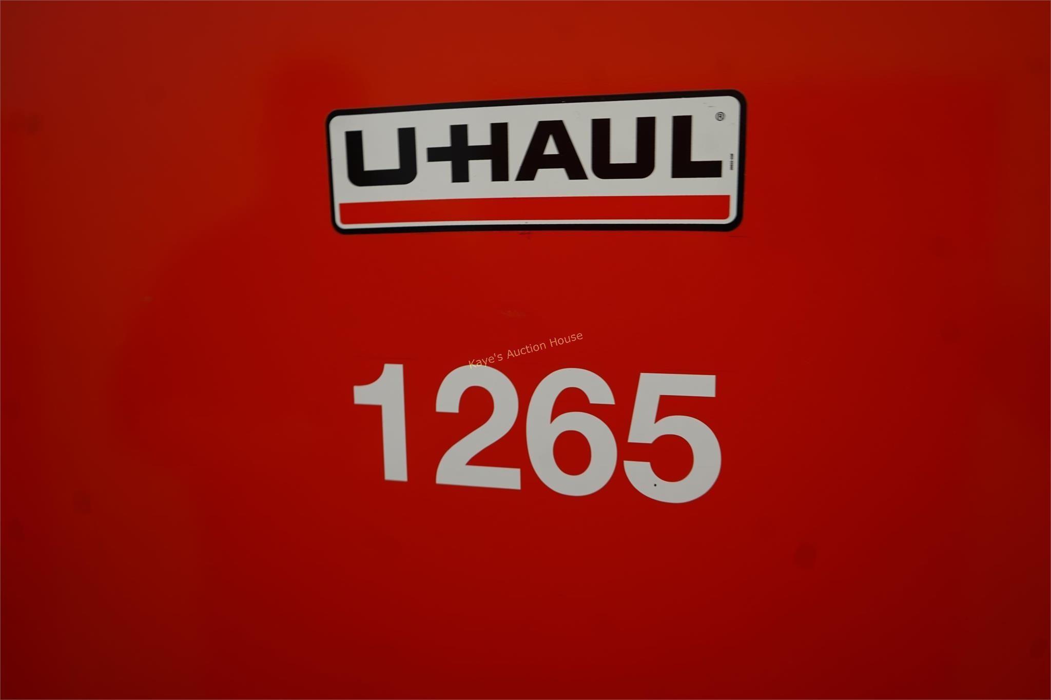 Storage Locker Regent Sep.20, 2020