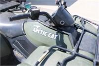 2013 Artic Cat 700 ATV