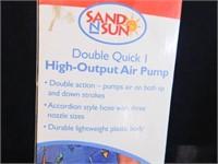 Sand N Sun High-Output Air Pump
