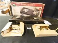 2-Burner Propane Stove