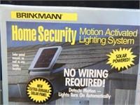 Brinkmann Home Security System