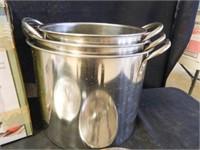 Home Essentials 6 pc. Stockpot Set