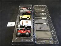 Matchbox Set; (5) Items