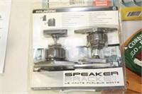 Shelving, Speaker Brackets, Quik-Brite LED's