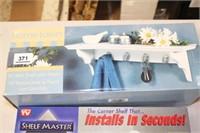 """16"""" Wall Shelf, 2 - Shelf Master 60"""" square"""