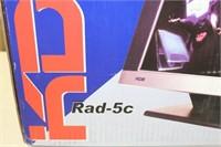 """Radius Rad-5c Liquid Crystal Display 15"""""""