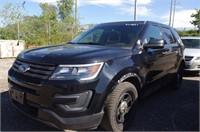 2016 Ford Explorer AWD Police Interceptor 4dr